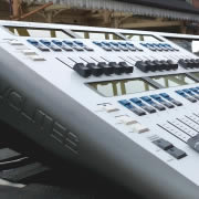 Hire lighting desks and control
