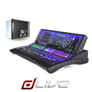Allen & Heath dLive S5000 + DM48 MixRack